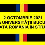 2 OCTOMBRIE 2021 – PIAȚA UNIVERSITĂȚII BUCUREȘTI. TOATĂ ROMÂNIA ÎN STRADĂ. DĂM AFARĂ TRĂDĂTORII DE NEAM ȘI ȚARĂ!