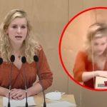 Deputată vaccinistă austriacă s-a prăbușit în plenul parlamentului de la Viena. FILMAREA SĂPTĂMÂNII